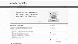 Aula virtual conectar.info
