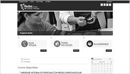 Sitio web Proyecto Redes
